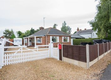 Thumbnail 3 bedroom bungalow for sale in Eastwood Road, Fishtoft, Boston