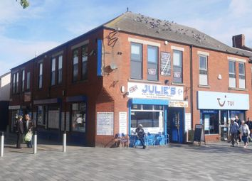 Thumbnail Commercial property for sale in Julie's Cafe, 31 Market Street, Blyth