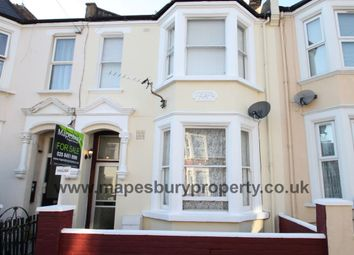 Thumbnail 4 bedroom terraced house for sale in Howard Road, London