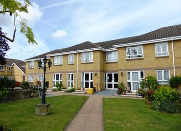 Thumbnail 2 bed flat for sale in Clayton Road, Chessington
