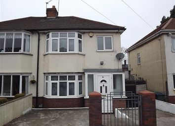 Thumbnail 3 bedroom property to rent in Claypit Lane, West Bromwich