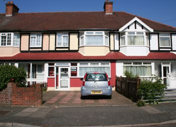 Thumbnail 3 bed terraced house to rent in Almond Way, Mitcham