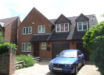 Thumbnail 4 bedroom detached house to rent in Star Lane, Watchfield, Swindon
