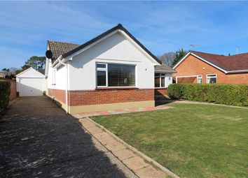 Thumbnail 2 bed detached bungalow for sale in Bramley Road, Ferndown