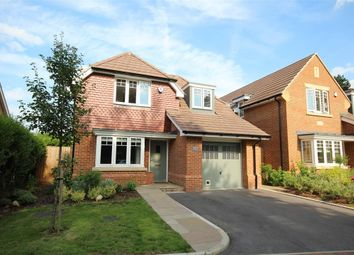 Thumbnail 4 bed detached house for sale in Stephenson Close, Twyford