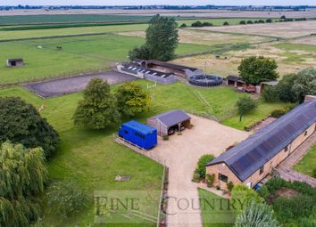 Thumbnail 3 bed barn conversion for sale in Broad Drove West, Tydd St. Giles, Wisbech, Cambridgeshire
