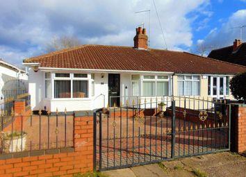 Thumbnail 3 bed semi-detached bungalow for sale in Pocklington Place, Hole Lane, Bournville, Birmingham