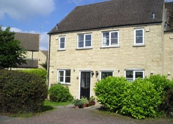 Thumbnail 2 bed end terrace house to rent in Swansfield, Lechlade