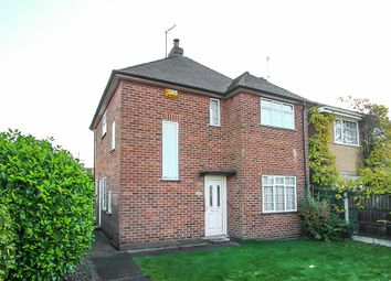 Thumbnail 3 bed detached house for sale in Church Crescent, Daybrook, Nottingham