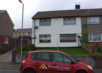 Thumbnail 3 bed semi-detached house to rent in Heol Tewcoed, Cwmavon, Port Talbot