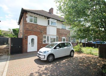 Thumbnail 3 bed semi-detached house to rent in Northfield Park, Hayes