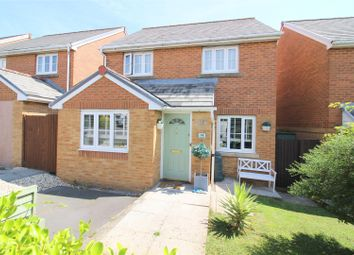 Thumbnail Detached house for sale in Clos Tyniad Glo, Barry