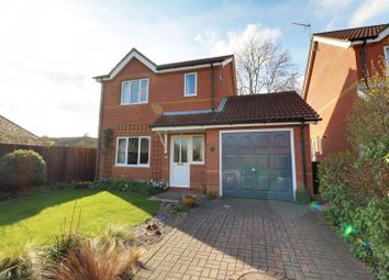 Thumbnail 3 bed detached house for sale in Appleyard Drive, Barton-Upon-Humber