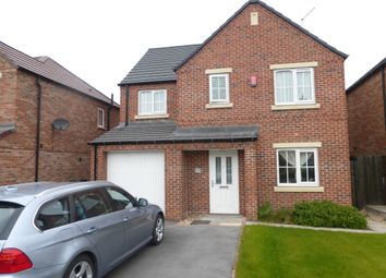 Thumbnail 4 bedroom detached house for sale in Scholars Drive, Hull