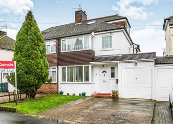 Thumbnail 4 bed semi-detached house for sale in Hitchings Way, Reigate