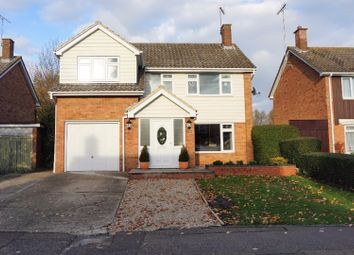 Thumbnail 4 bedroom detached house for sale in Spalding Way, Chelmsford
