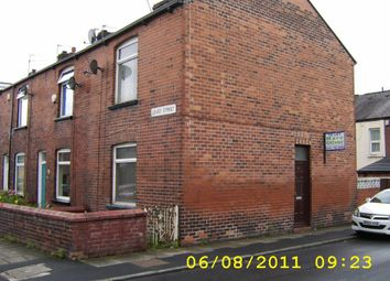 Thumbnail 2 bed end terrace house to rent in Heywood Hall Road, Heywood