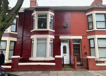 Thumbnail 3 bed terraced house for sale in 83 Linacre Lane, Bootle, Merseyside