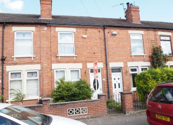 Thumbnail 2 bed terraced house for sale in Milner Street, Newark