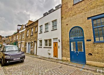 Thumbnail 3 bedroom mews house to rent in Kings Terrace, Camden, London