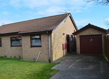 Thumbnail 2 bed semi-detached bungalow to rent in Shakespeare Drive, Llantwit Major