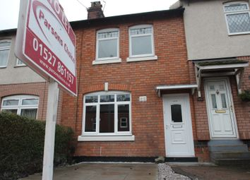3 bed terraced house to rent in Beoley Road East, Redditch B98