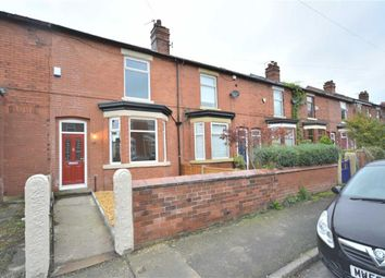 Thumbnail 3 bed terraced house for sale in Orange Hill Road, Manchester
