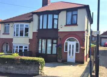 Thumbnail 3 bed semi-detached house for sale in Harris Road, Sheffield