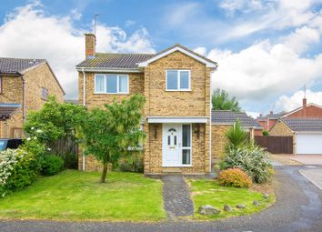 Thumbnail 3 bed detached house for sale in Water Meadow Close, Great Oakley