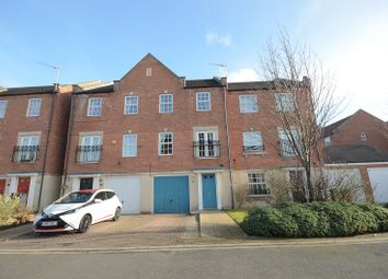 Thumbnail 4 bed town house for sale in New Price - Regent Mews, Sovereign Park, York