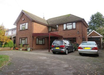 Thumbnail 4 bed detached house for sale in Lillington Road, Leamington Spa