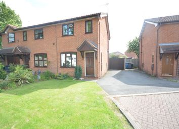 Thumbnail 2 bedroom semi-detached house for sale in Greenwood Gardens, Ruddington, Nottingham