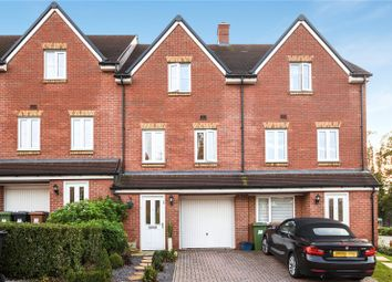 Thumbnail 4 bed town house for sale in Three Valleys Way, Bushey