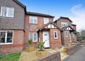 Thumbnail 3 bed semi-detached house for sale in Pulborough Road, Storrington, West Sussex