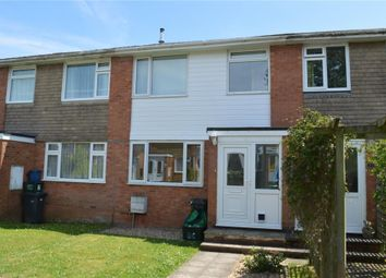 Thumbnail 3 bed terraced house for sale in York Close, Feniton, Honiton, Devon