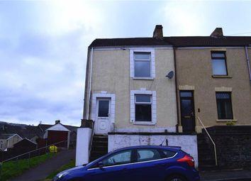 Thumbnail 2 bedroom end terrace house for sale in Lynn Street, Swansea