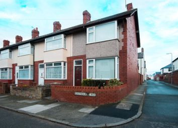 Thumbnail 2 bed terraced house to rent in Eastbourne Road, Crosby