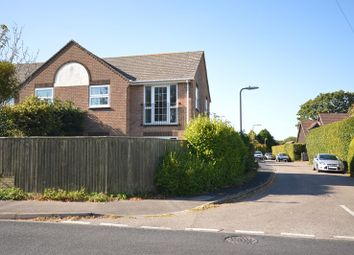 Thumbnail 1 bed flat to rent in Pennington Close, Pennington, Lymington