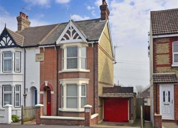 Thumbnail 2 bed semi-detached house for sale in Kent Road, Halling, Rochester