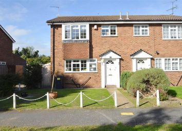 Thumbnail 3 bed semi-detached house to rent in Yarnacott, Shoeburyness, Essex