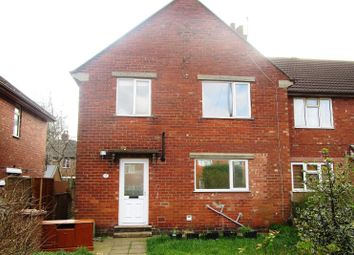 Thumbnail 4 bed semi-detached house for sale in Tower Avenue, Lincoln, Lincolnshire