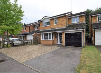 Thumbnail 4 bed detached house for sale in Oxer Close, Elmswell, Bury St. Edmunds