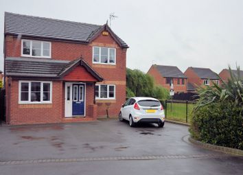 Thumbnail 4 bed detached house for sale in Belcher Close, Heather