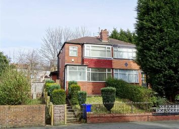 Thumbnail 3 bed semi-detached house to rent in Blackley New Road, Blackley, Manchester