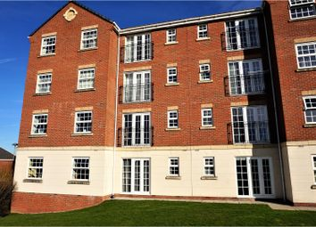 Thumbnail 2 bed flat for sale in 7 Birkby Close, Leicester