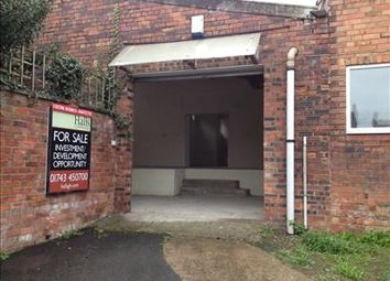 Thumbnail Commercial property to let in 31A High Street, Wem, Shropshire