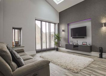 Thumbnail 3 bed barn conversion for sale in Longsight Road, Langho, Blackburn