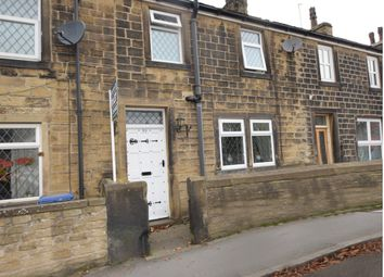 Thumbnail 2 bedroom cottage to rent in Halifax Road, Cullingworth, Bradford
