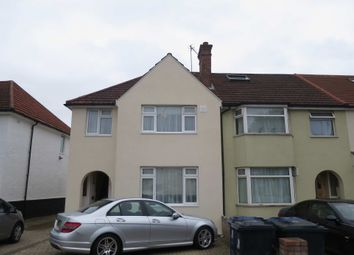Thumbnail 3 bed end terrace house to rent in Sherwood Avenue, Greenford