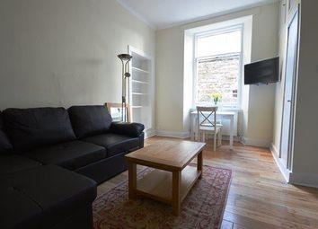 Thumbnail 1 bed flat to rent in Lady Lawson Street, Edinburgh